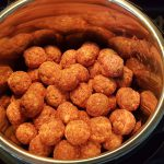 Meatballs Prepped